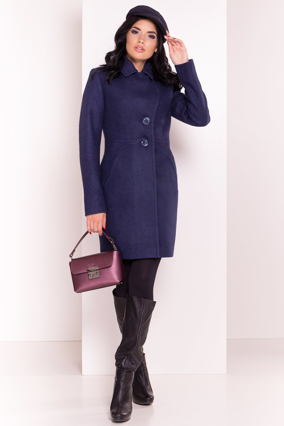 Женское пальто от производителя от Modus Пальто Камила 5373