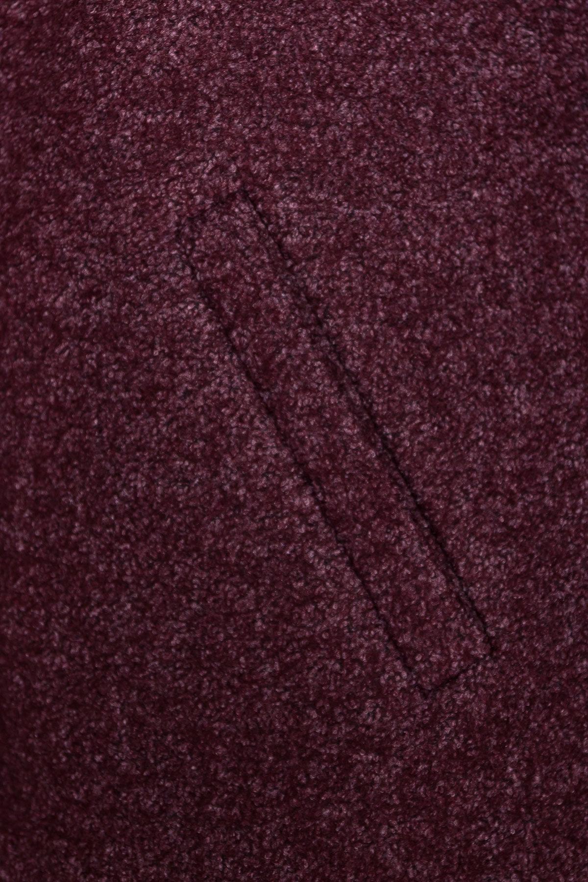 Пальто Фортуна 1622  АРТ. 16643 Цвет: Марсала - фото 5, интернет магазин tm-modus.ru