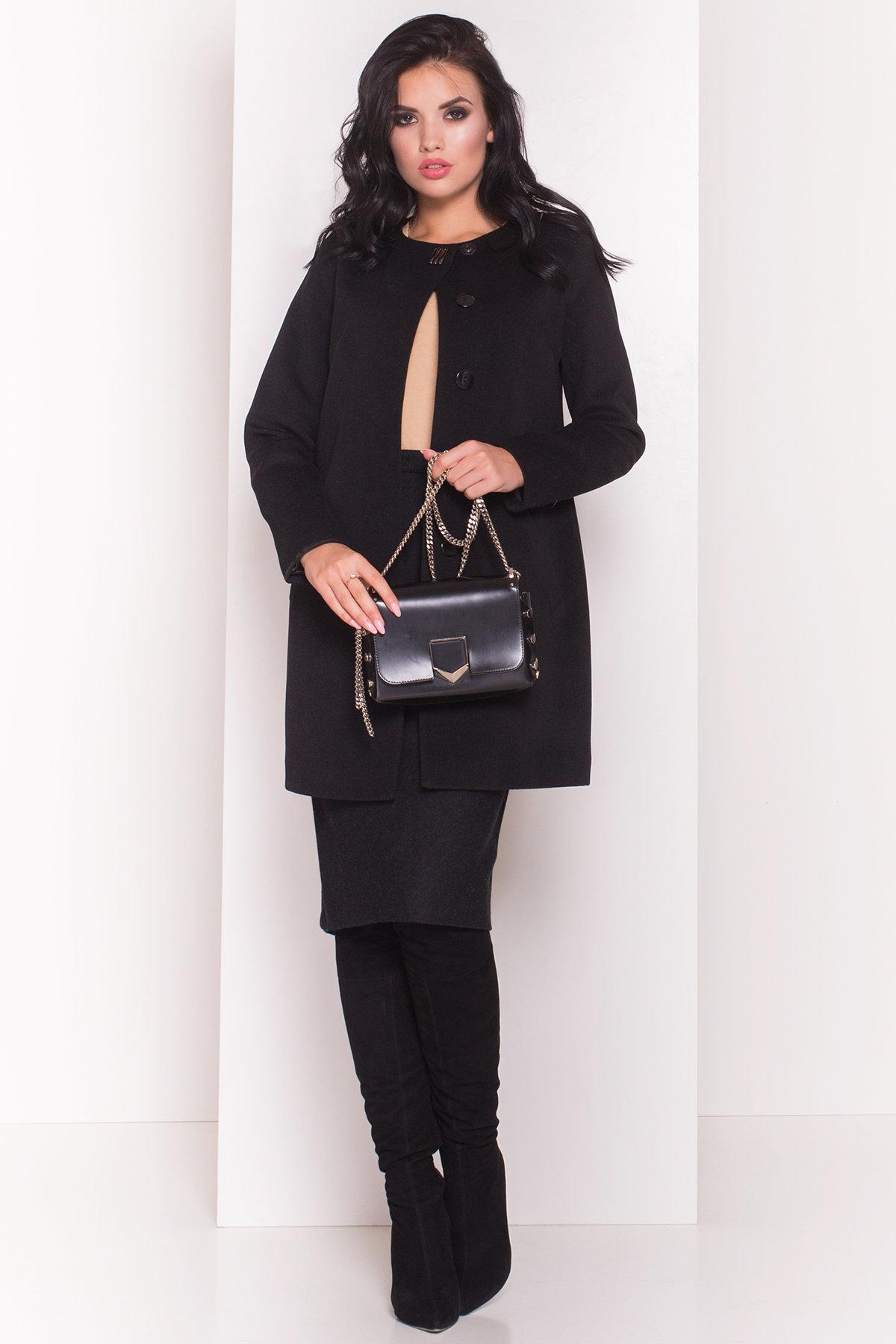 демисезонное женское пальто Пальто Фортуна 4812