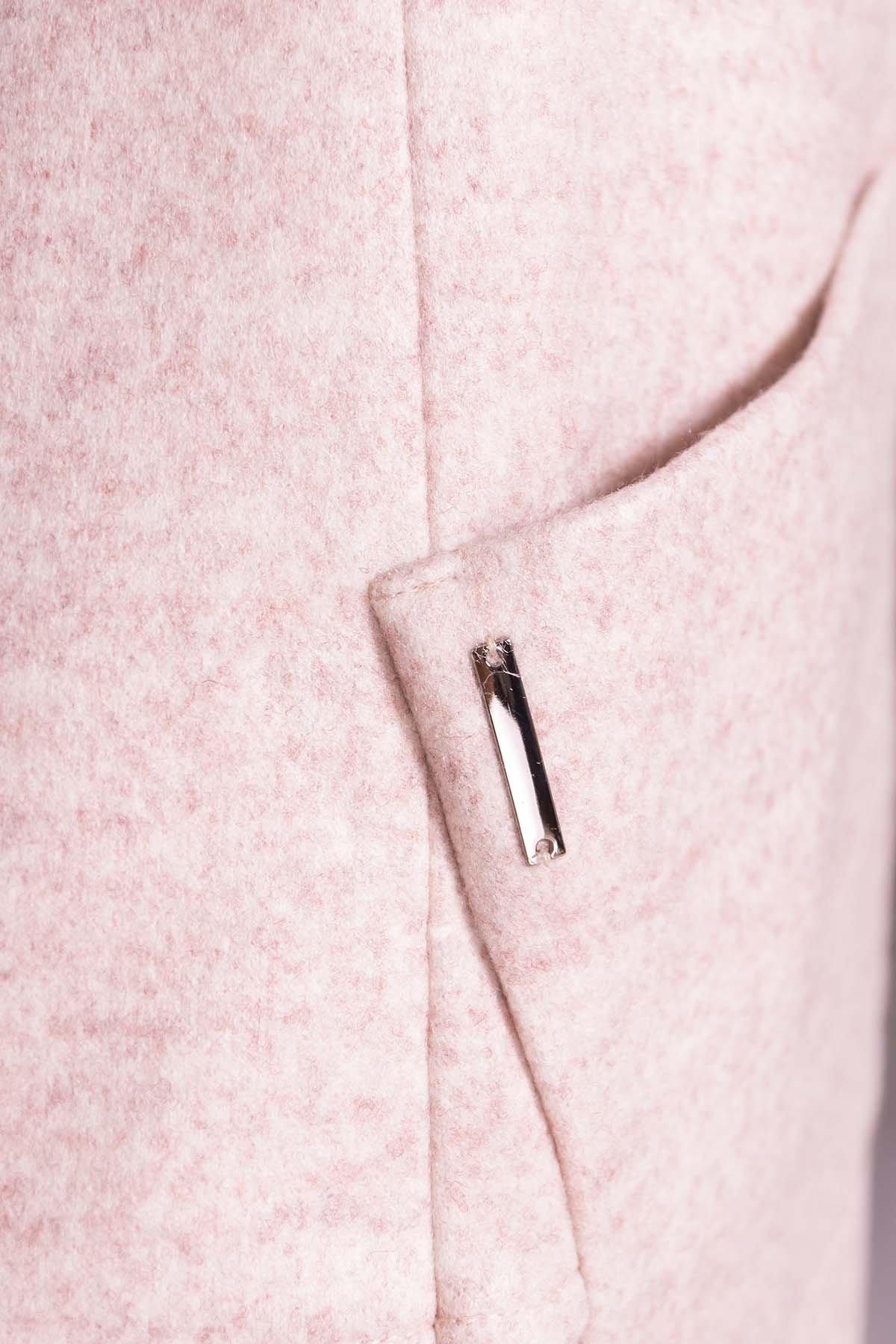 Пальто Анита 4416 Цвет: Бежевый