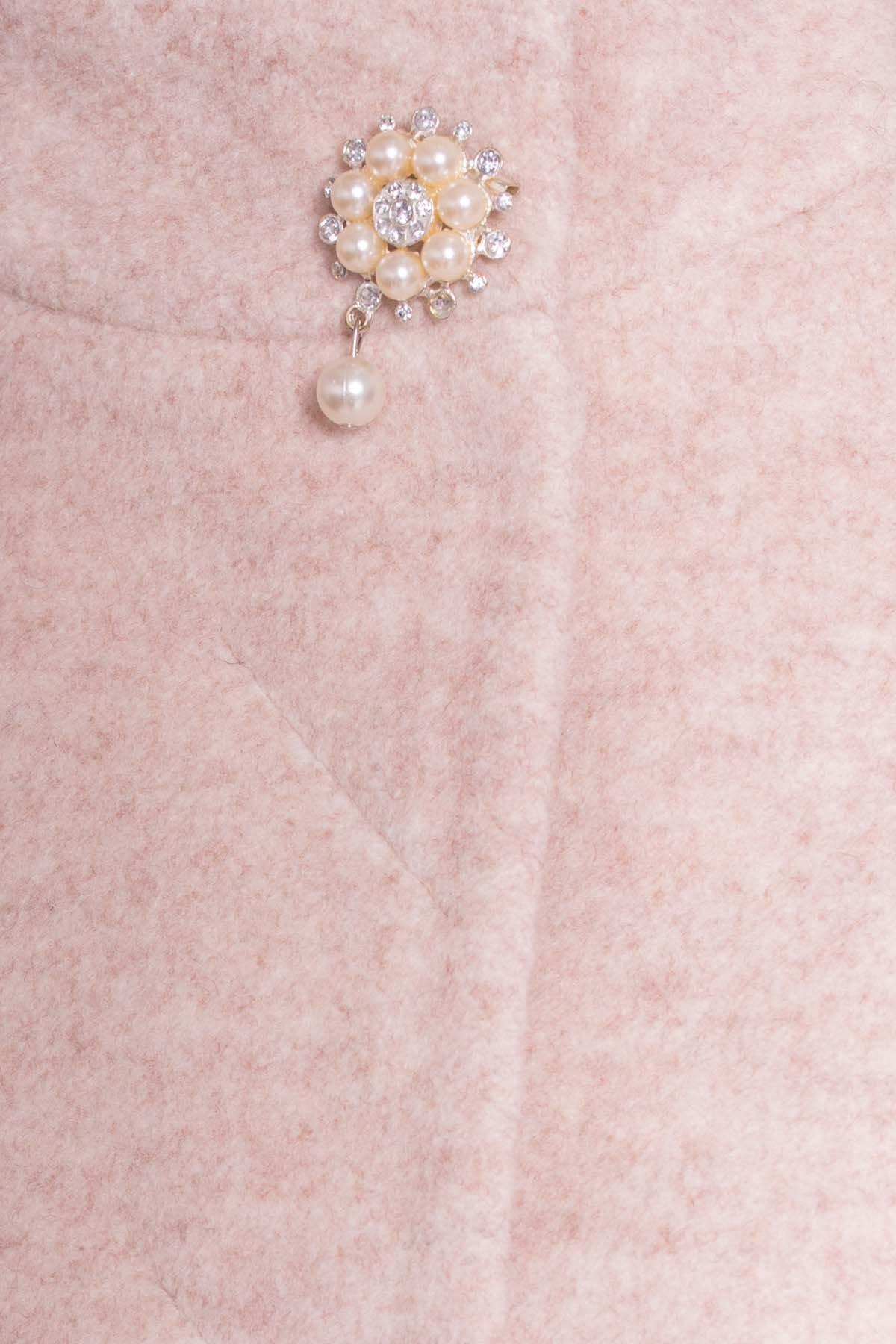 Пальто Мелини 4542 Цвет: Бежевый 79
