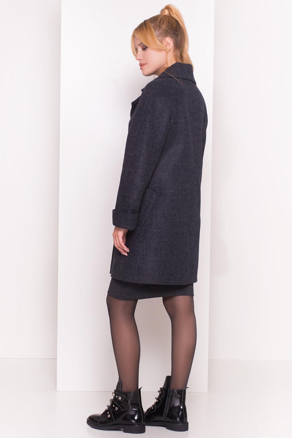 Пальто Модика 4552 Цвет: Темно-синий 6