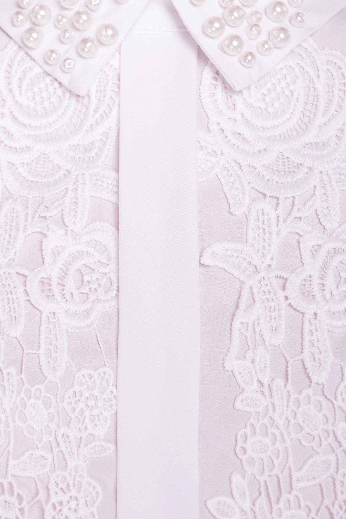 Блуза Марни 3236 Цвет: Белый 2