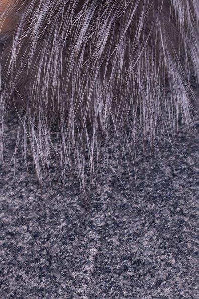 Пальто зима Приора 5427  Цвет: Серый темный LW-22