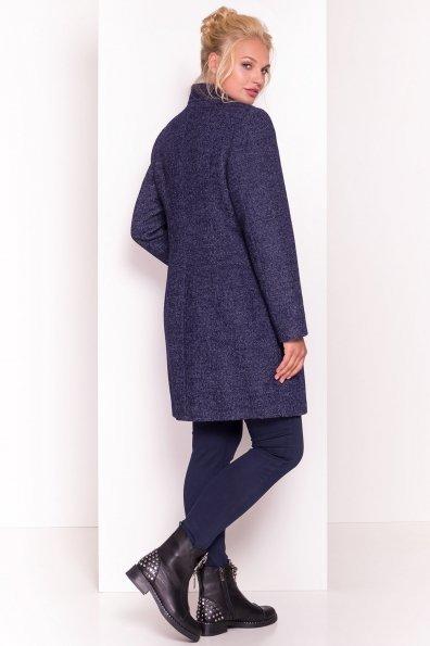 Пальто Сплит Donna 3290 Цвет: Темно-синий