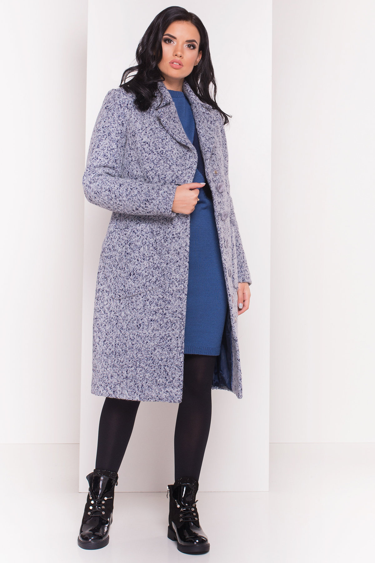 пальто зима оптом Пальто Габриэлла 4153