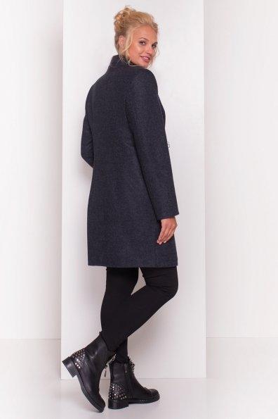 Пальто Сплит DONNA 4466 Цвет: Темно-синий
