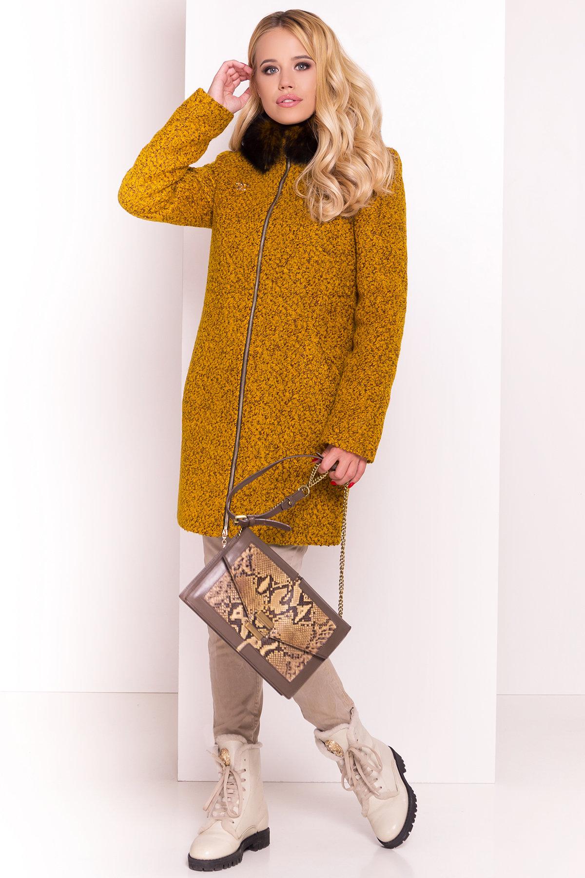 купить женское зимнее пальто в Украине Пальто зима Сан-Ремо 0679