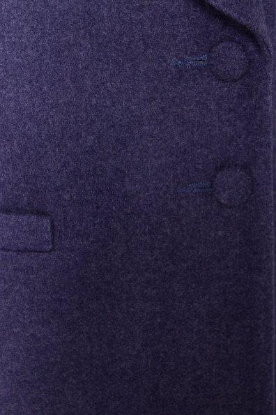 Демисезонное пальто Вива 4558 Цвет: Джинс