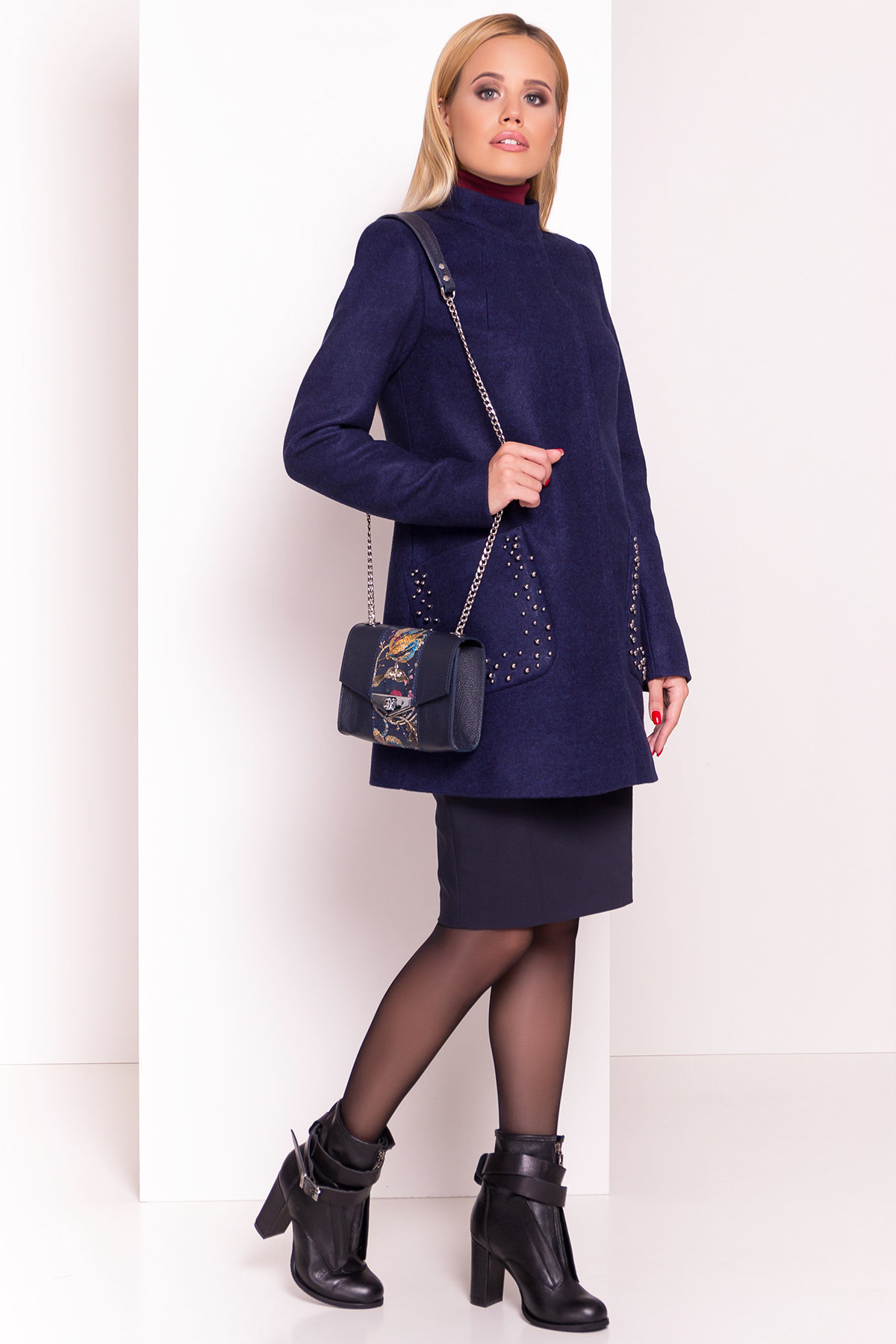 Купить пальто оптом от Modus Пальто Даймон 5377