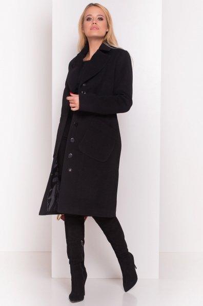 Пальто Габриэлла 4192 Цвет: Черный