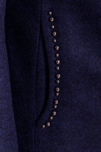 Весенние пальто Пелагея 5512 Цвет: Темно-синий 17