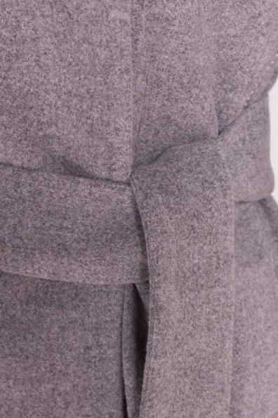 Пальто Кейси 5504 Цвет: Серый 18