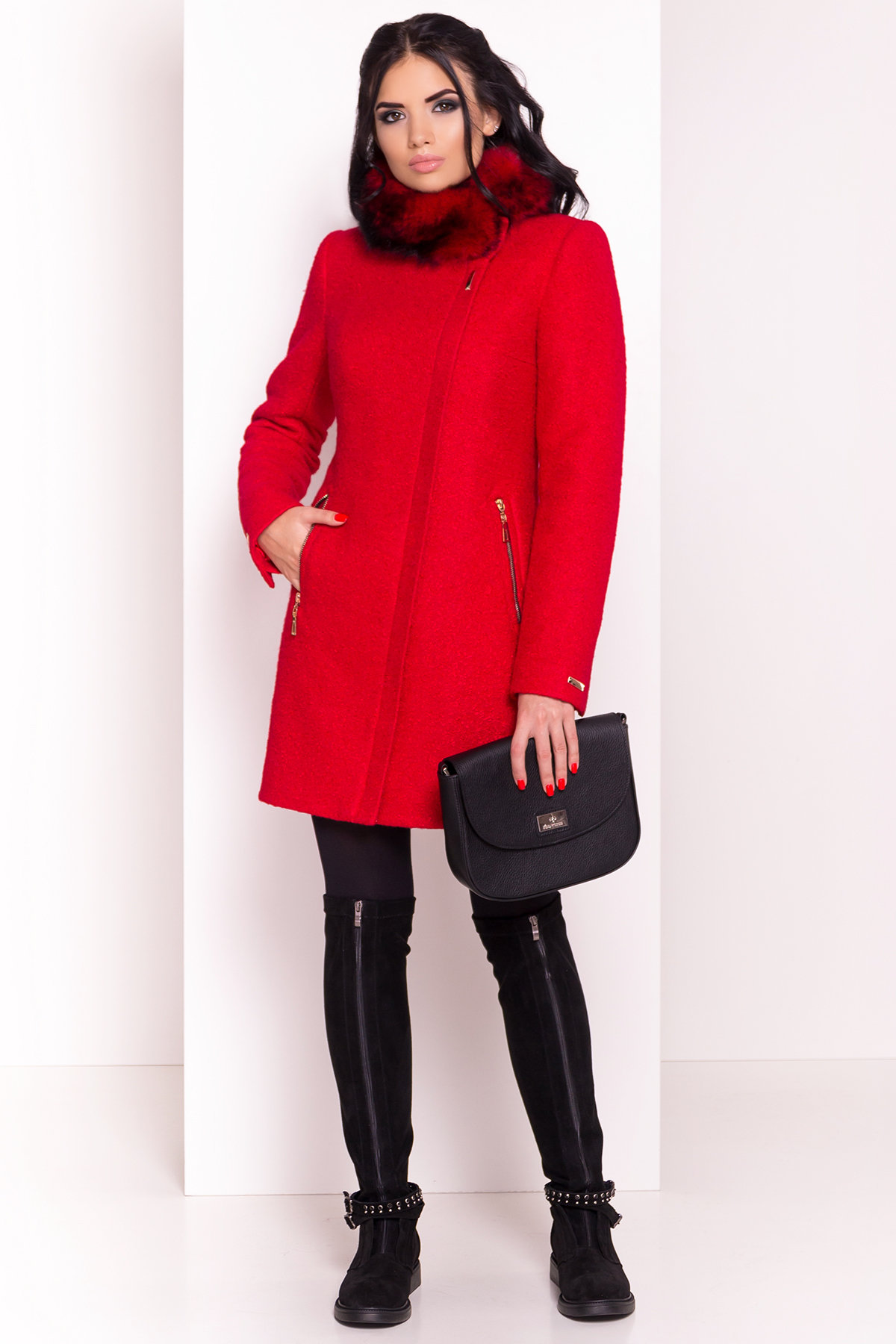 пальто зимнее от производителя Пальто зима Эльпассо 0631