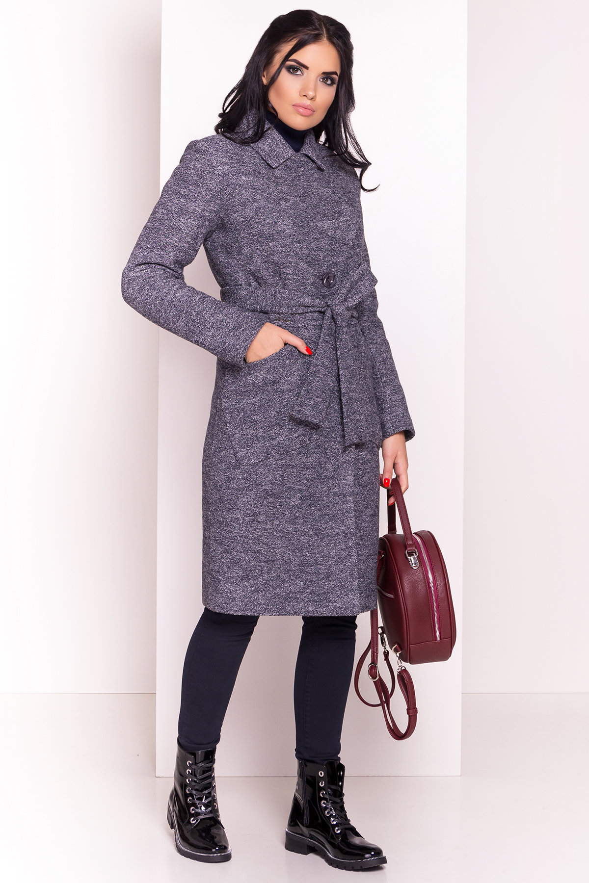 пальто зимнее от производителя Пальто Габриэлла 4224