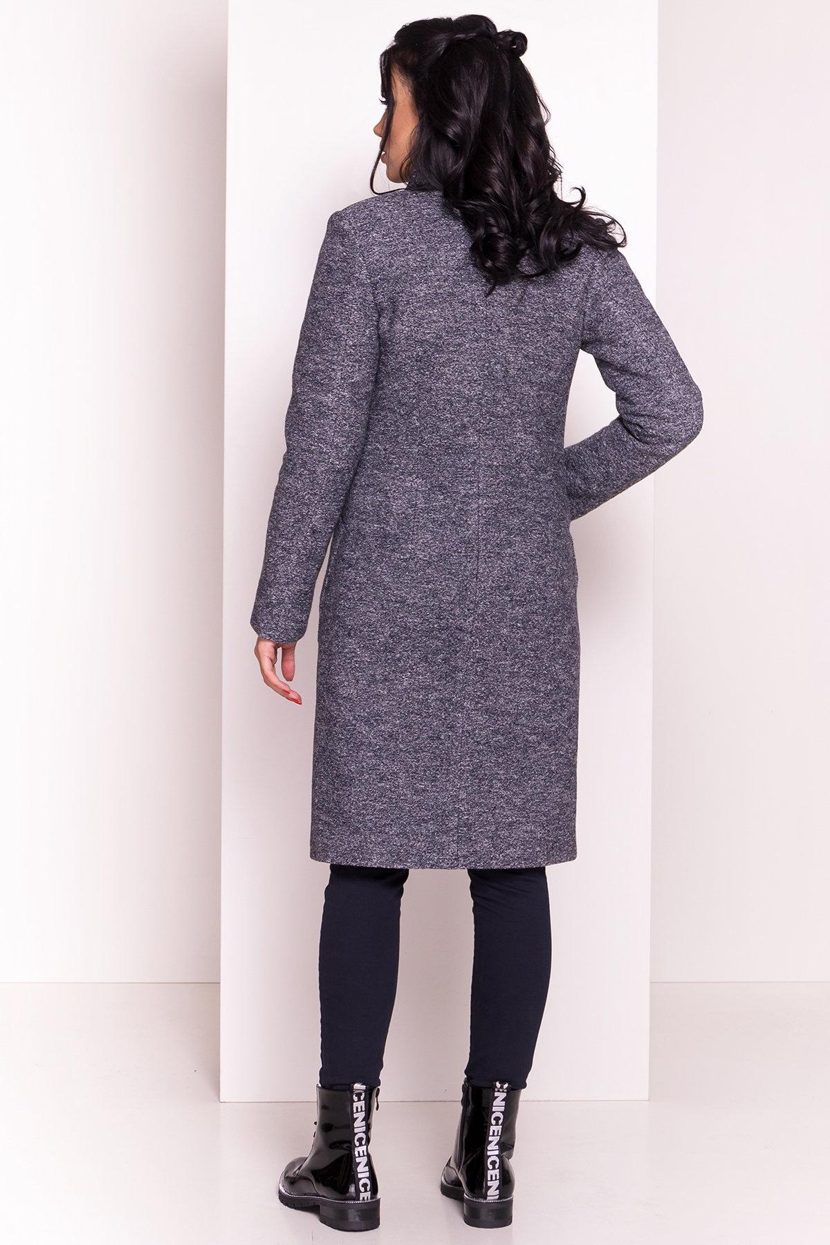 Пальто Габриэлла 4224 АРТ. 20835 Цвет: Серый темный LW-22 - фото 6, интернет магазин tm-modus.ru