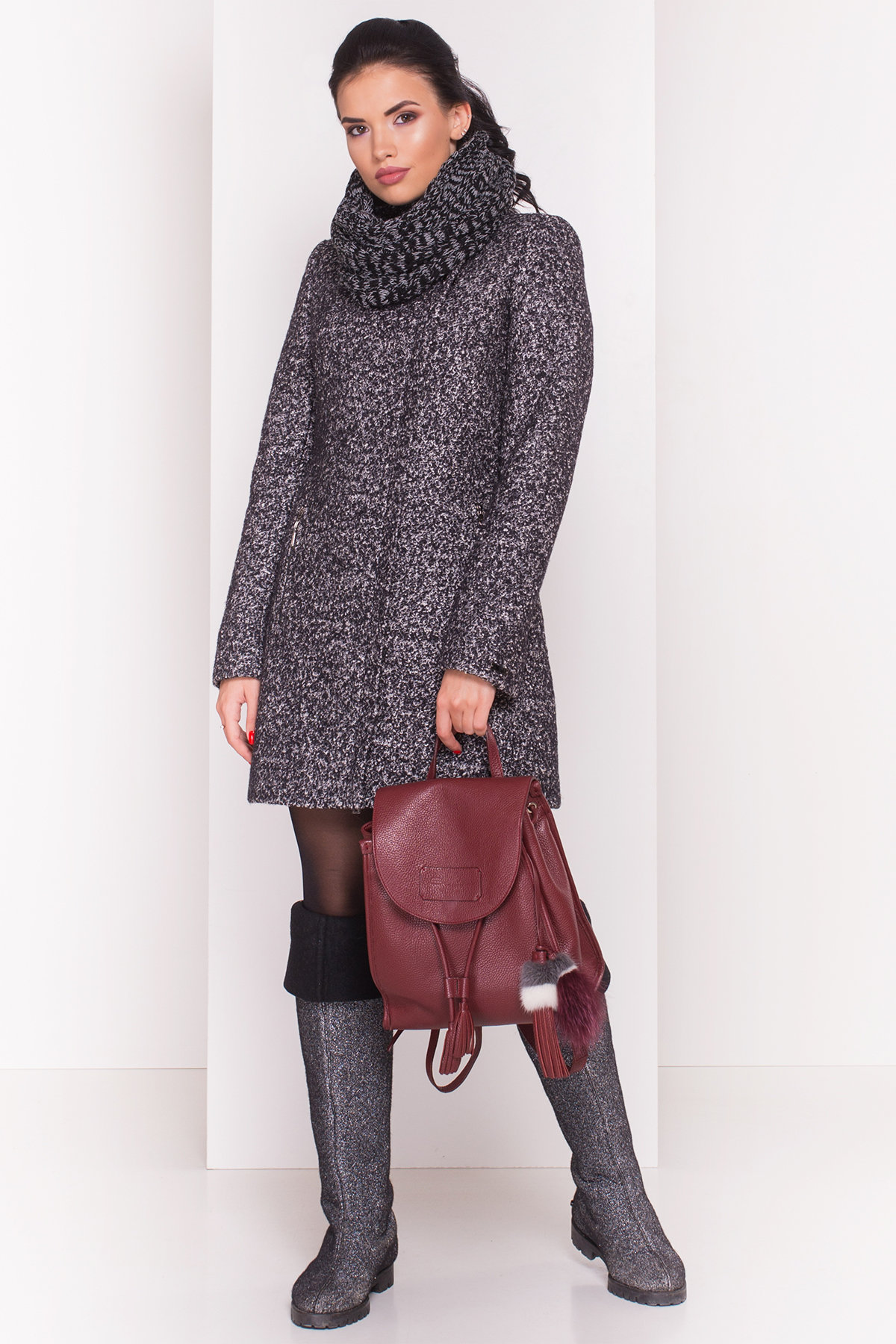 дешевое пальто оптом Пальто зима Эльпассо 3681