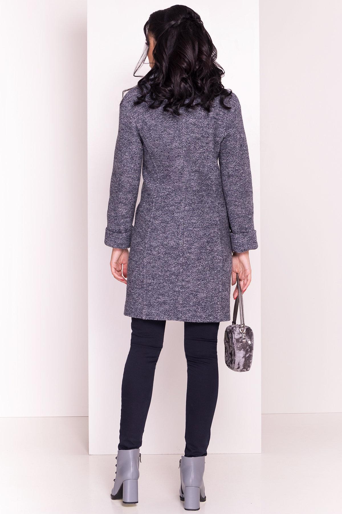 Пальто  Приора 5553 Цвет: Серый темный LW-22