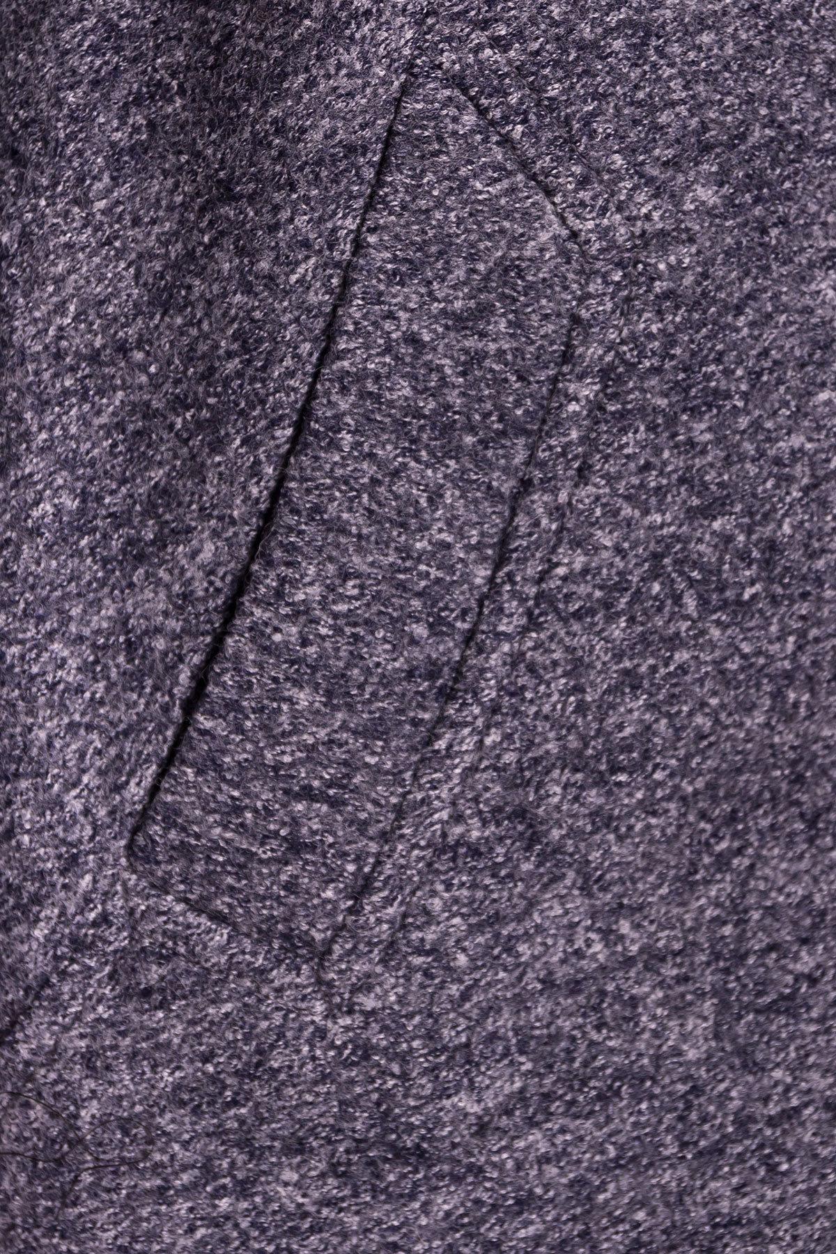 Пальто Арсина Donna 4451 АРТ. 21631 Цвет: Серый темный LW-22 - фото 5, интернет магазин tm-modus.ru