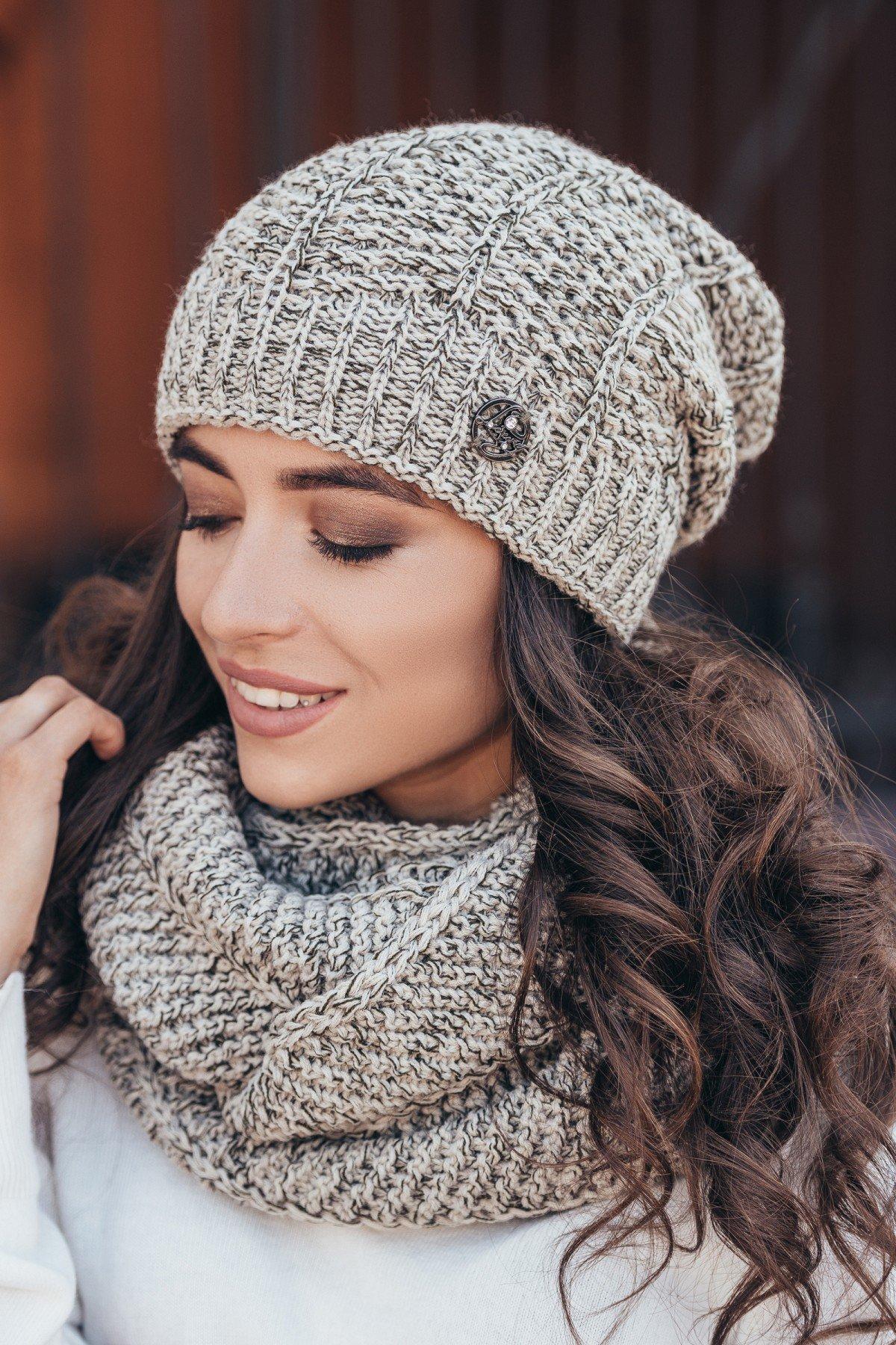 вязаные шарфы Шарф Нота 5600