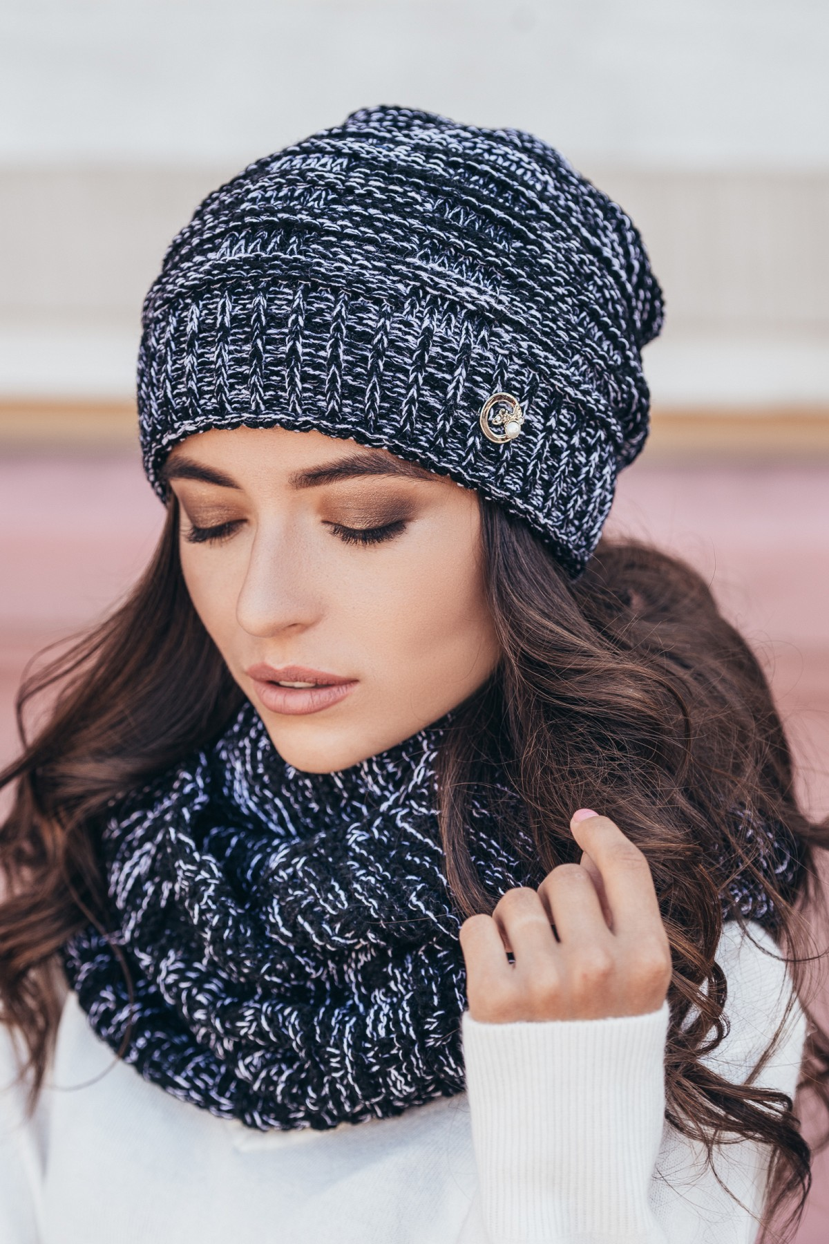 женские шарфы Шарф Рафинад 5602