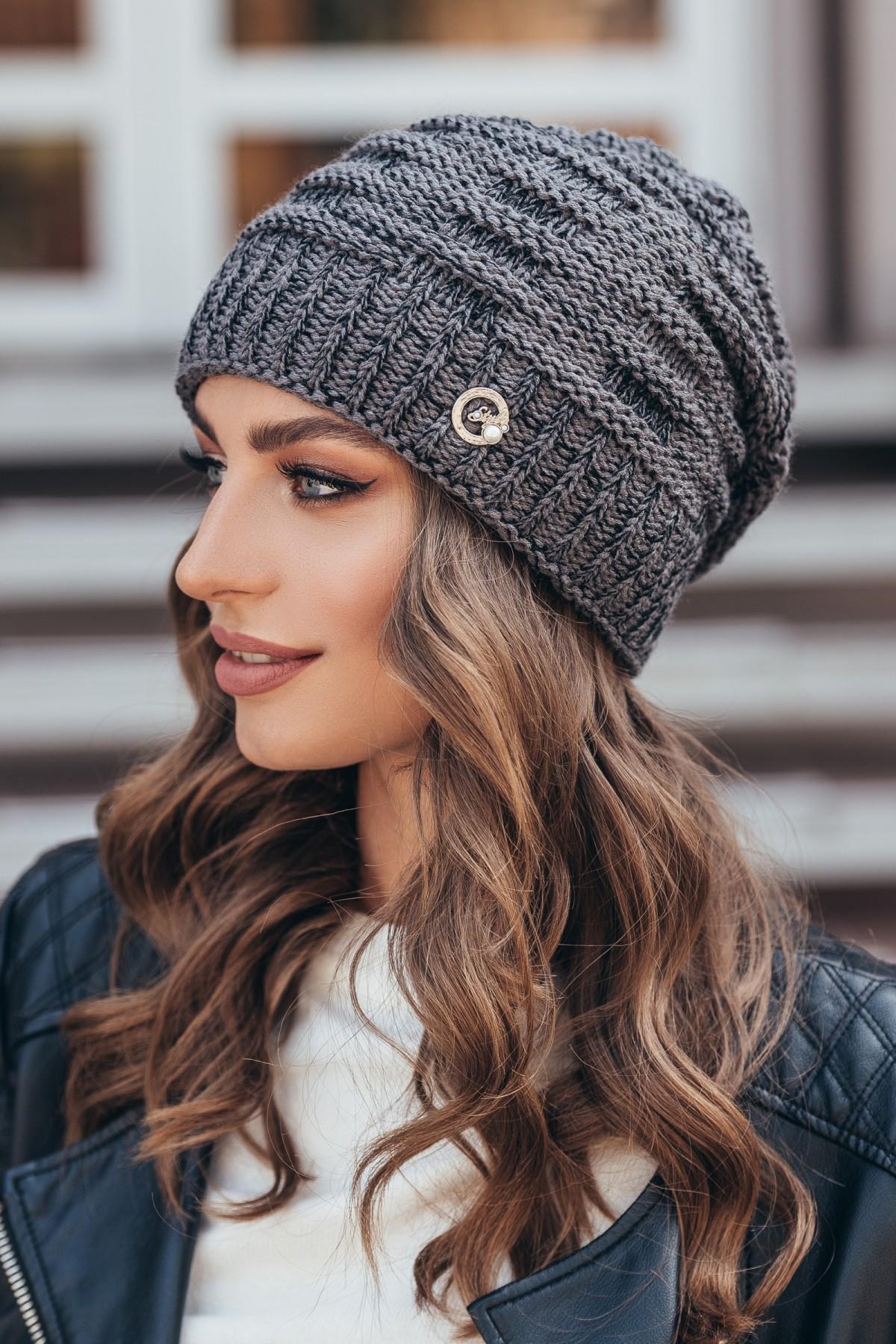 Женские зимние шапки купить Шапка Рафинад 5603