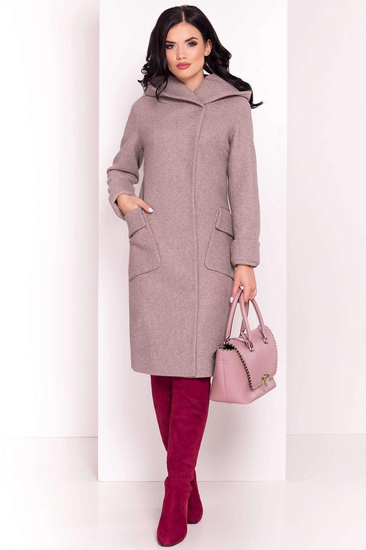 Пальто Анджи 5381 Цвет: Бежевый 10
