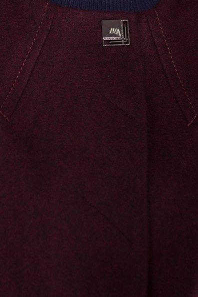 Пальто Шаника 5387 Цвет: Марсала 75