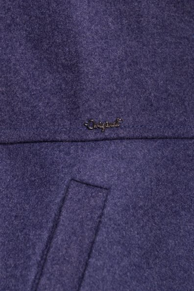 Пальто Габриэлла 5558 Цвет: Джинс