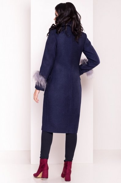 Пальто Стейси 5471 Цвет: Темно-синий 17