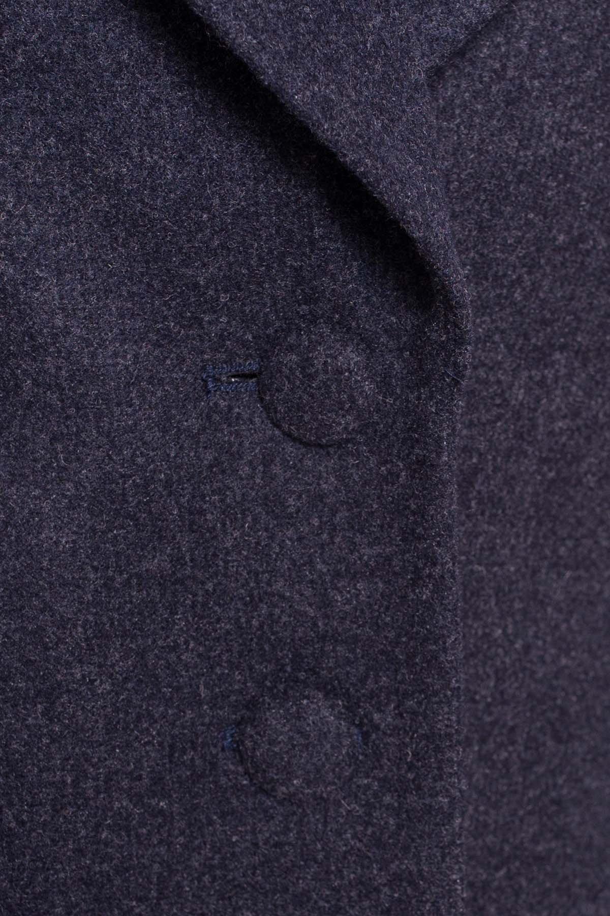 Пальто Вива 4558 Цвет: Темно-синий 6