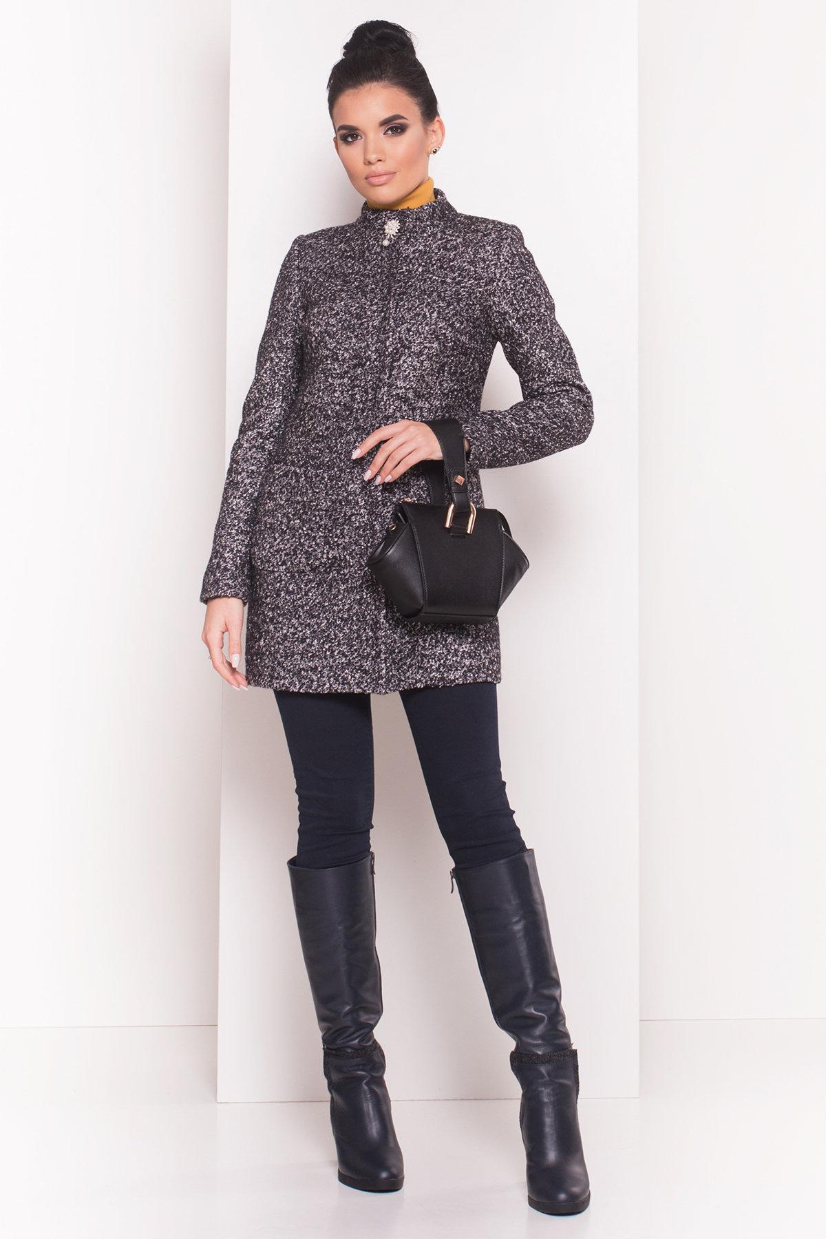 Купить кашемировое пальто оптом от производителя Пальто Мелини 0442