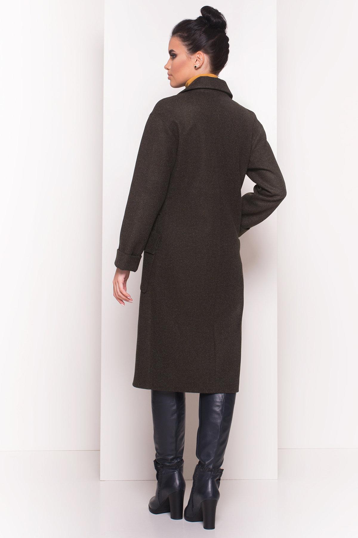 Пальто Парма 4425 Цвет: Хаки 16