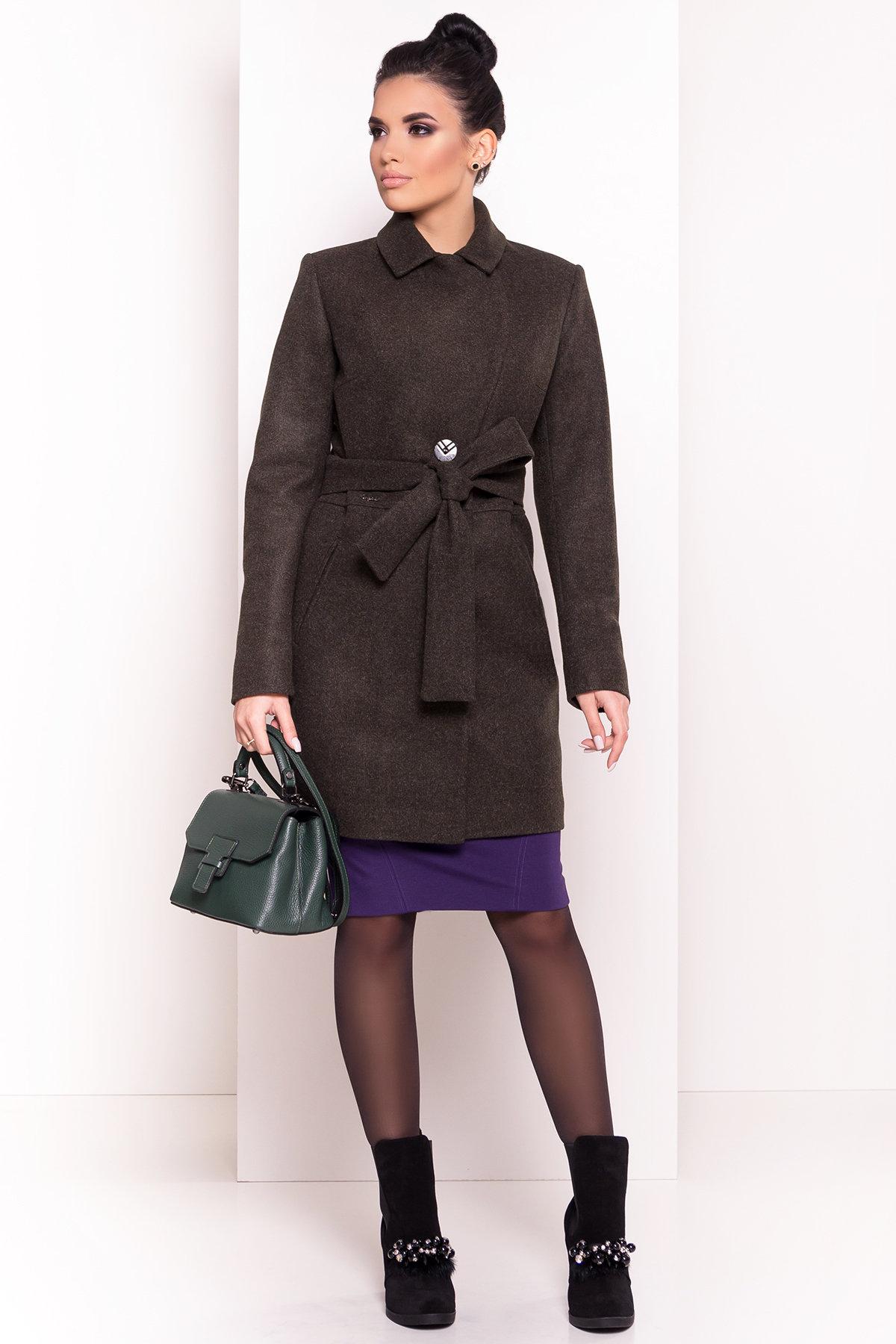 Модные женские пальто от Modus Стильное демисезонное пальто Габриэлла 5295