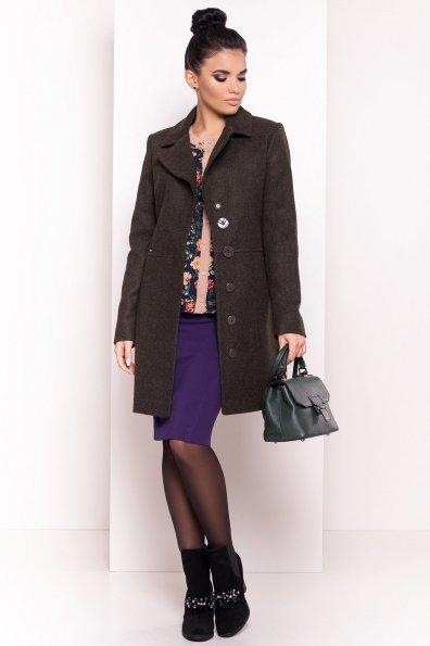 пальто Габриэлла 5295 Цвет: Хаки