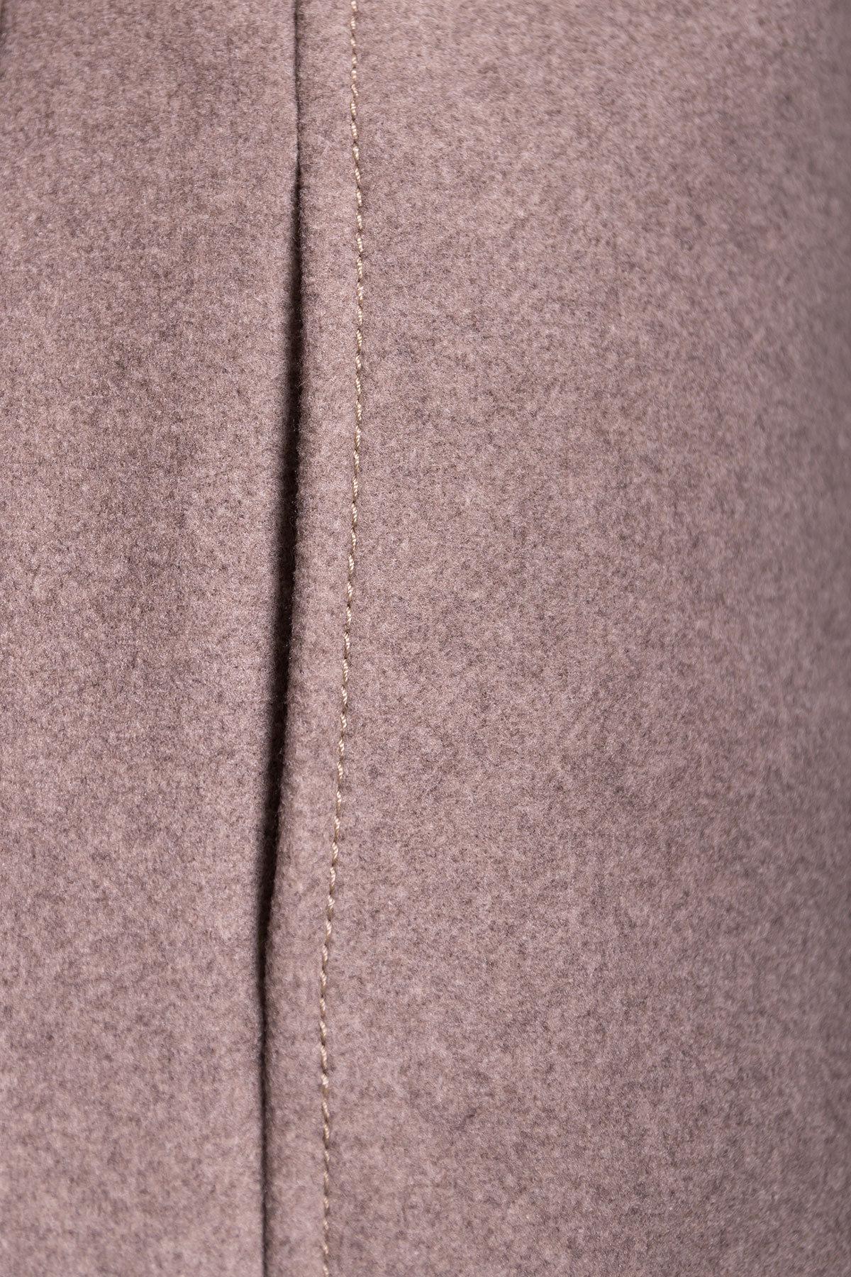 Пальто зима Богема 5665 Цвет: Бежевый 10