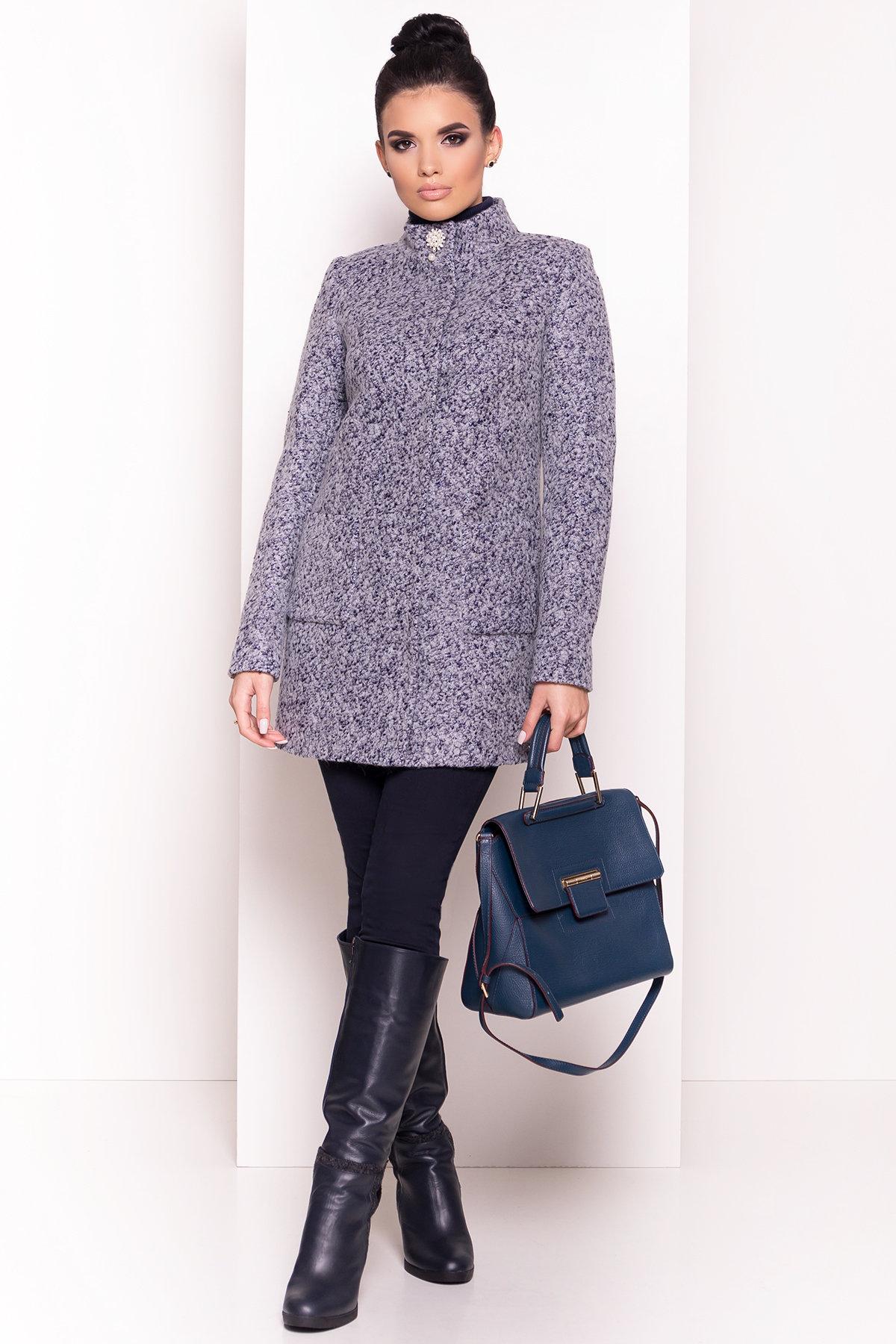 Модус женская одежда оптом недорого Пальто Мелини 0442