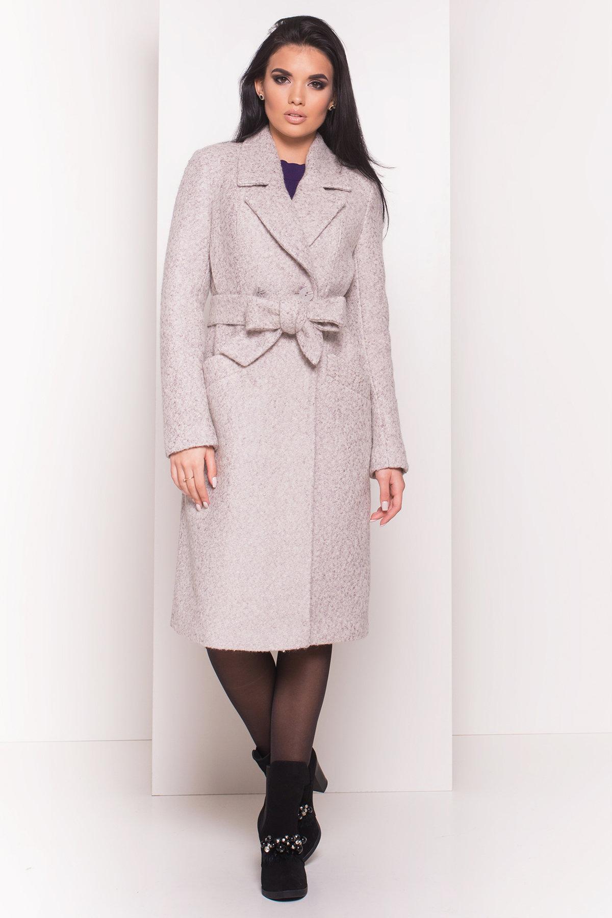 Пальто Джулс 5697 Цвет: Серый/бежевый