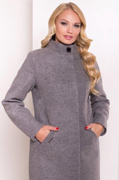 Пальто Люцея DONNA 5546 Цвет: Серый 18