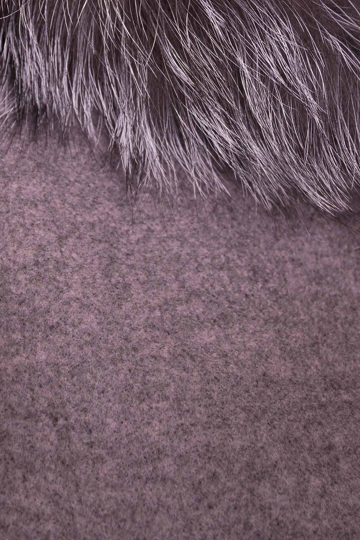 Пальто зима Приора 5669 АРТ. 38174 Цвет: Карамель 20 - фото 6, интернет магазин tm-modus.ru