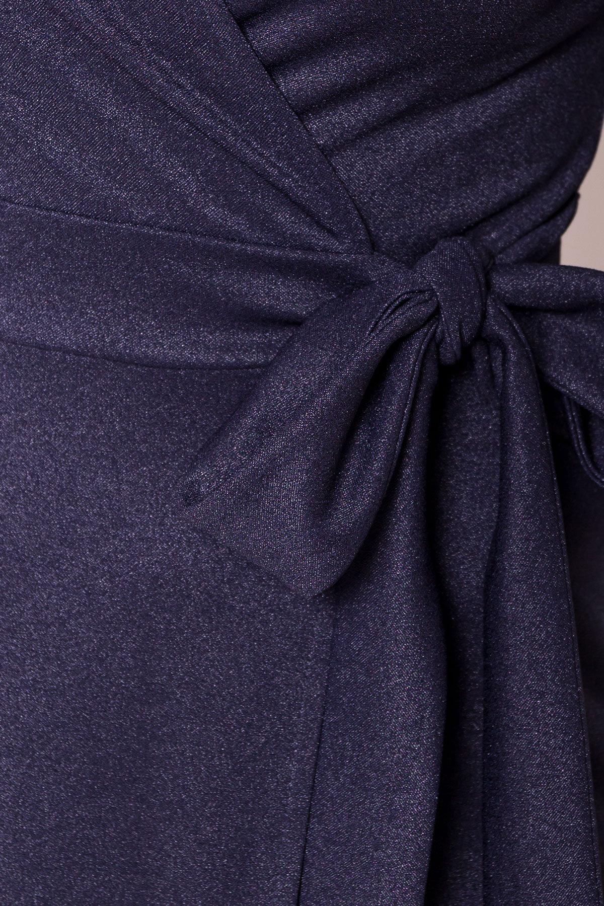 Платье Бонни 5857 Цвет: Темно-синий