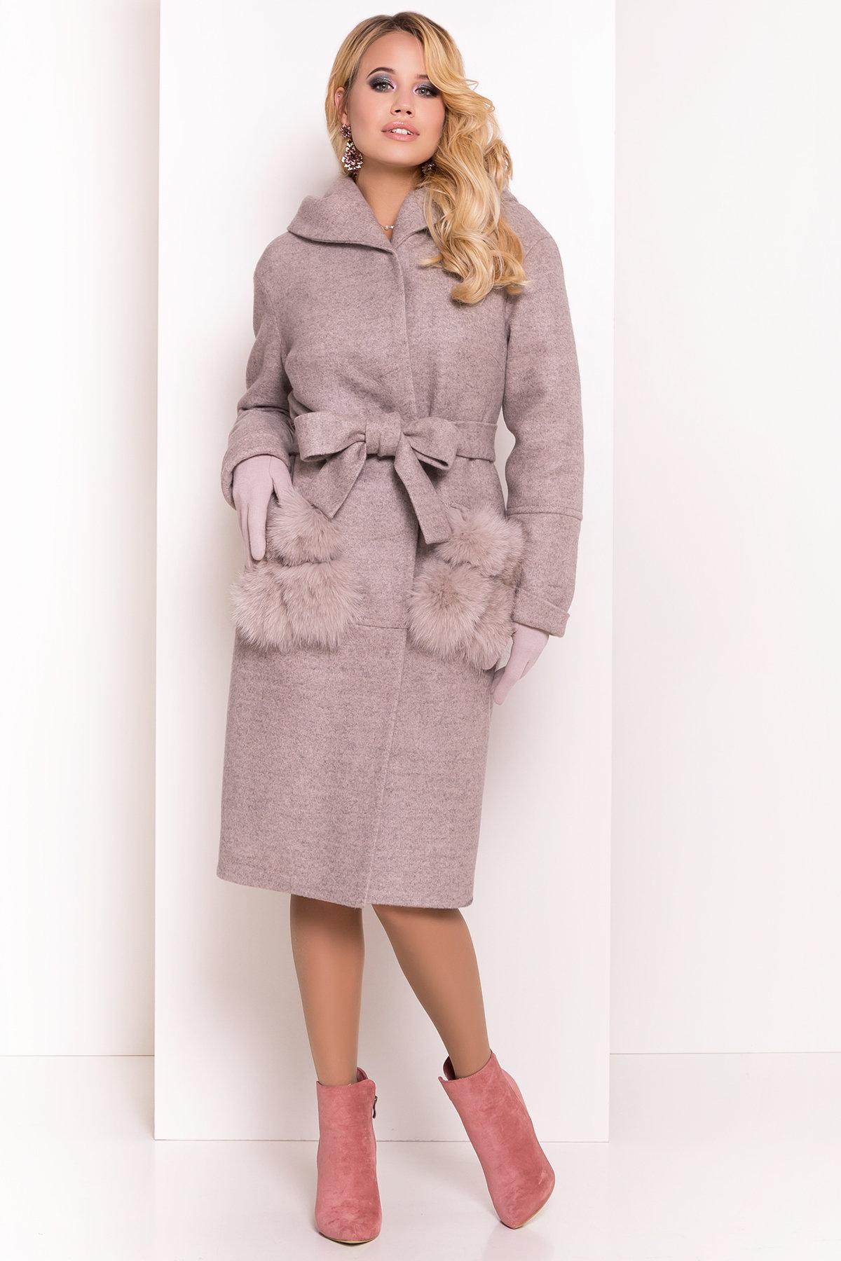 Зимние пальто женское от TM Modus Пальто зима  Анита 4120