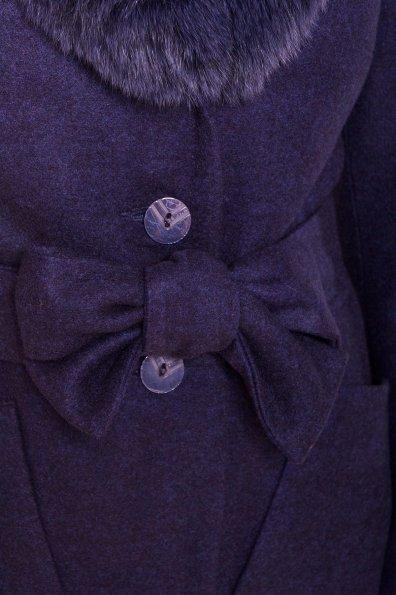 Пальто Габриэлла 5695 Цвет: Т.синий 17