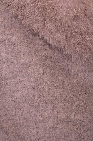 Пальто зима Фортуна 3832 Цвет: Бежевый 31