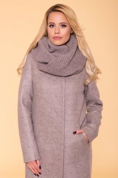 Пальто зима Фортуна 5802 Цвет: Бежевый 31