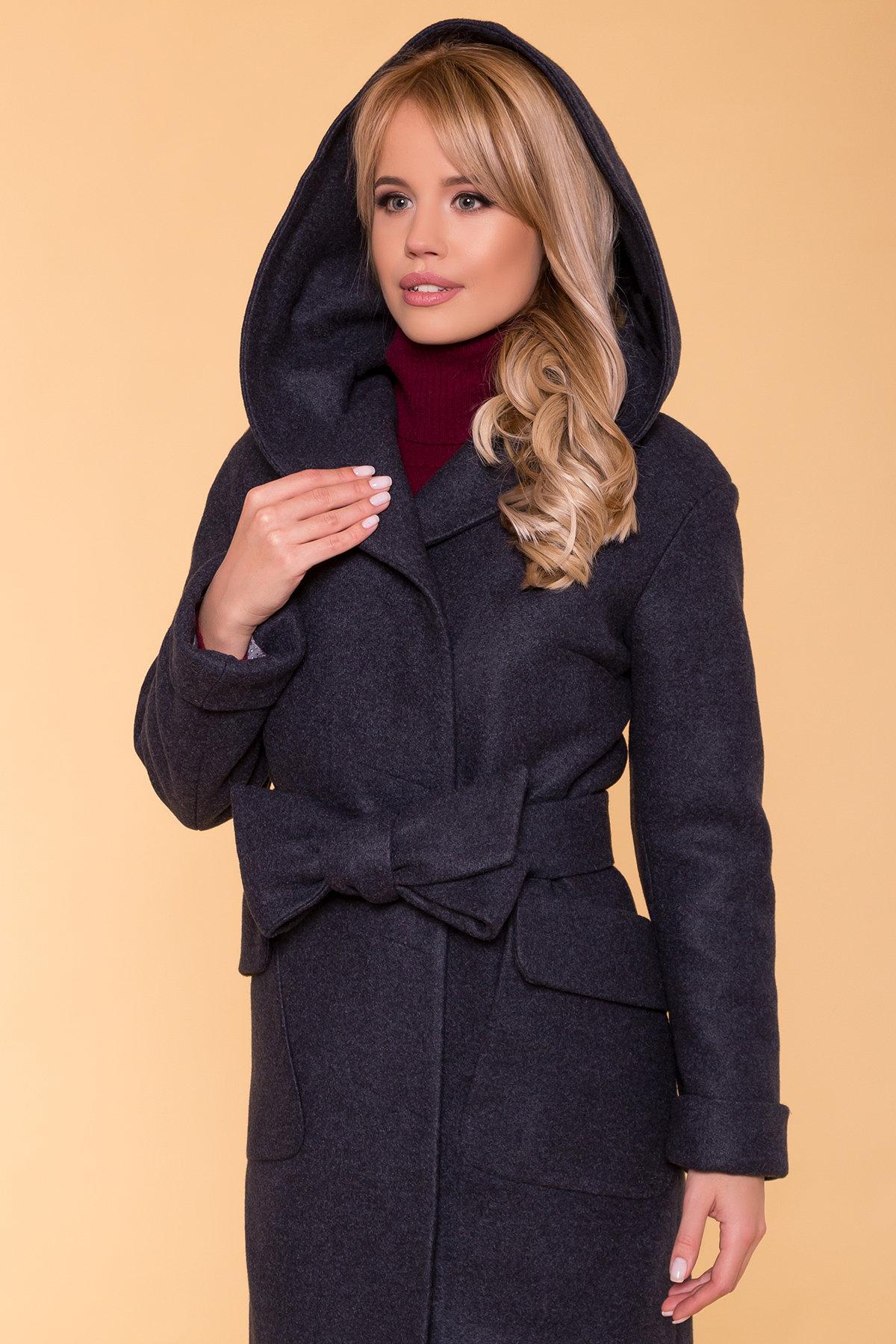 Пальто зима Анджи 5501 АРТ. 37018 Цвет: Синий/Зеленый 72 - фото 5, интернет магазин tm-modus.ru