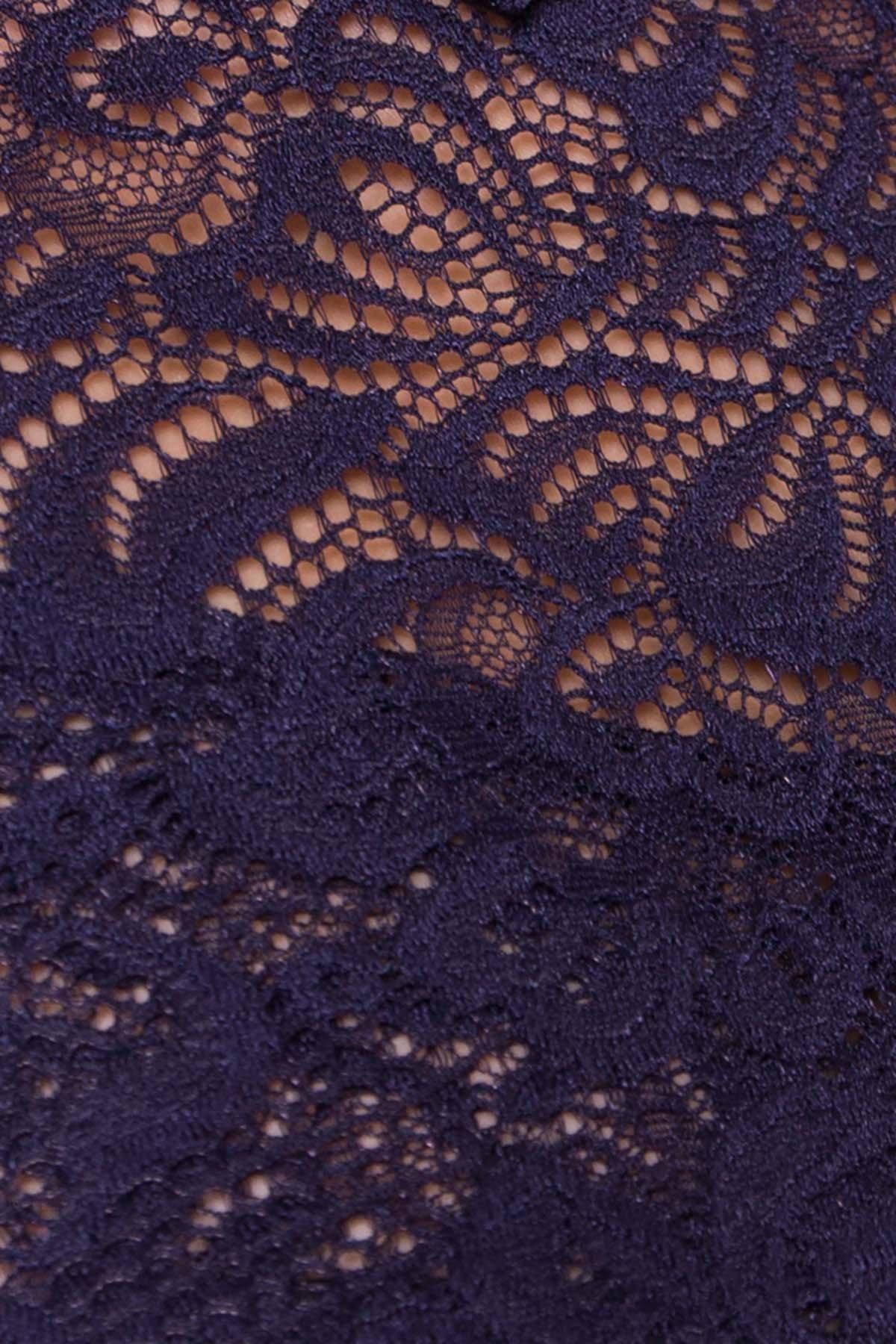 Платье Серсея 4294 АРТ. 20755 Цвет: Темно-синий - фото 4, интернет магазин tm-modus.ru