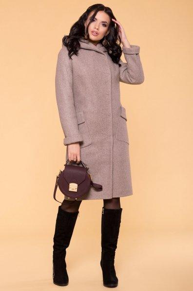 Пальто зима Анджи 5501 Цвет: Бежевый 10