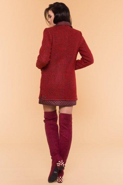 Красное женское пальто купить от производителя TM Modus f06842b94975a