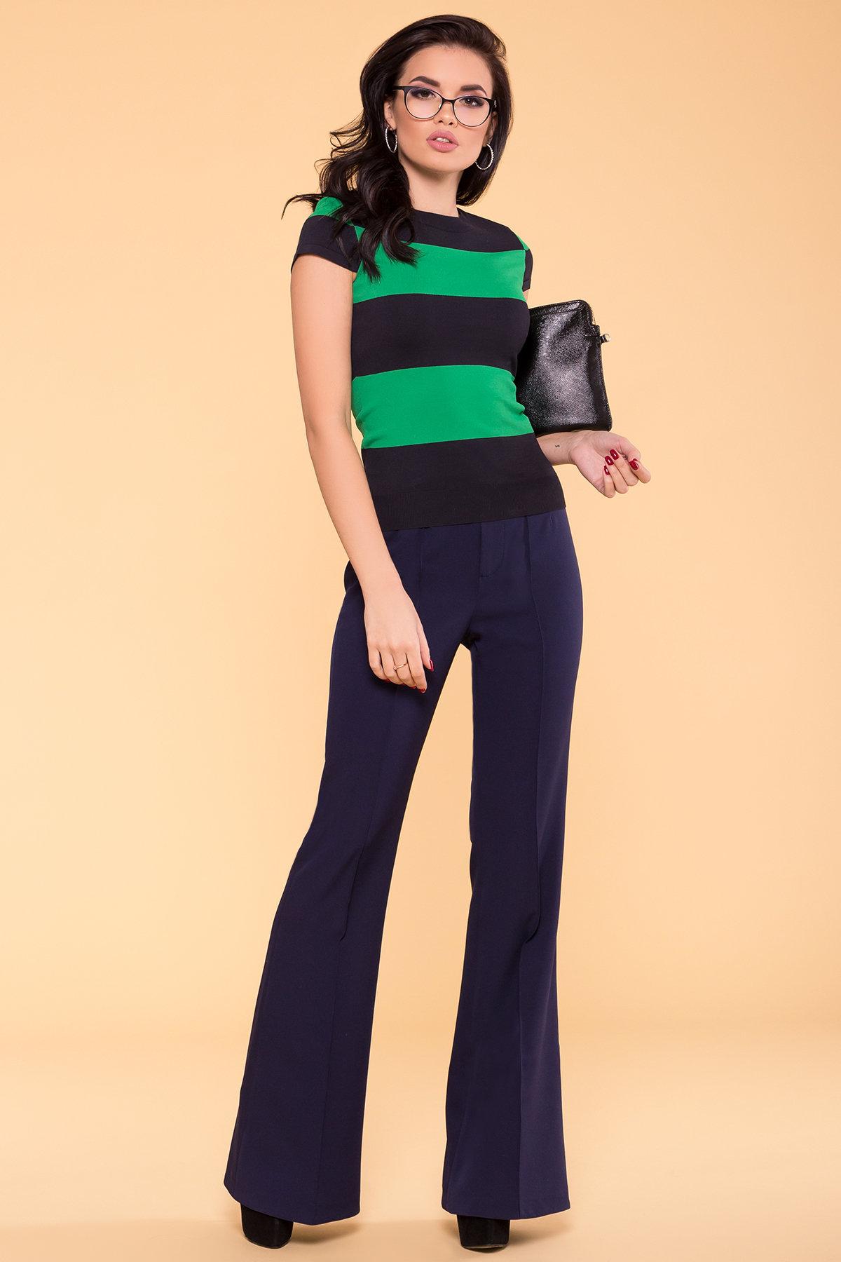 недорогие женские брюки Брюки клеш Лакруа 3289